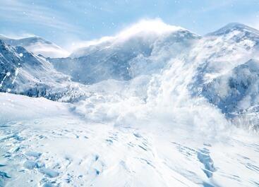 加拿大班夫发生雪崩,提醒中国公民防范危险