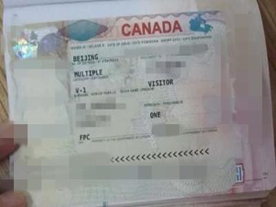 """过年前后加拿大商务签证""""催签""""险出签"""